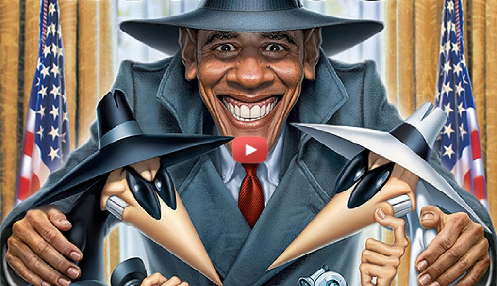 Obama-British Intel Agency Conspiracy to Spy on Trump Exposed by NJ Judge (Video)
