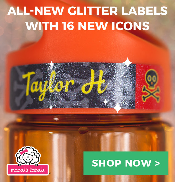 Mabel's Labels: NEW! Glitter L...