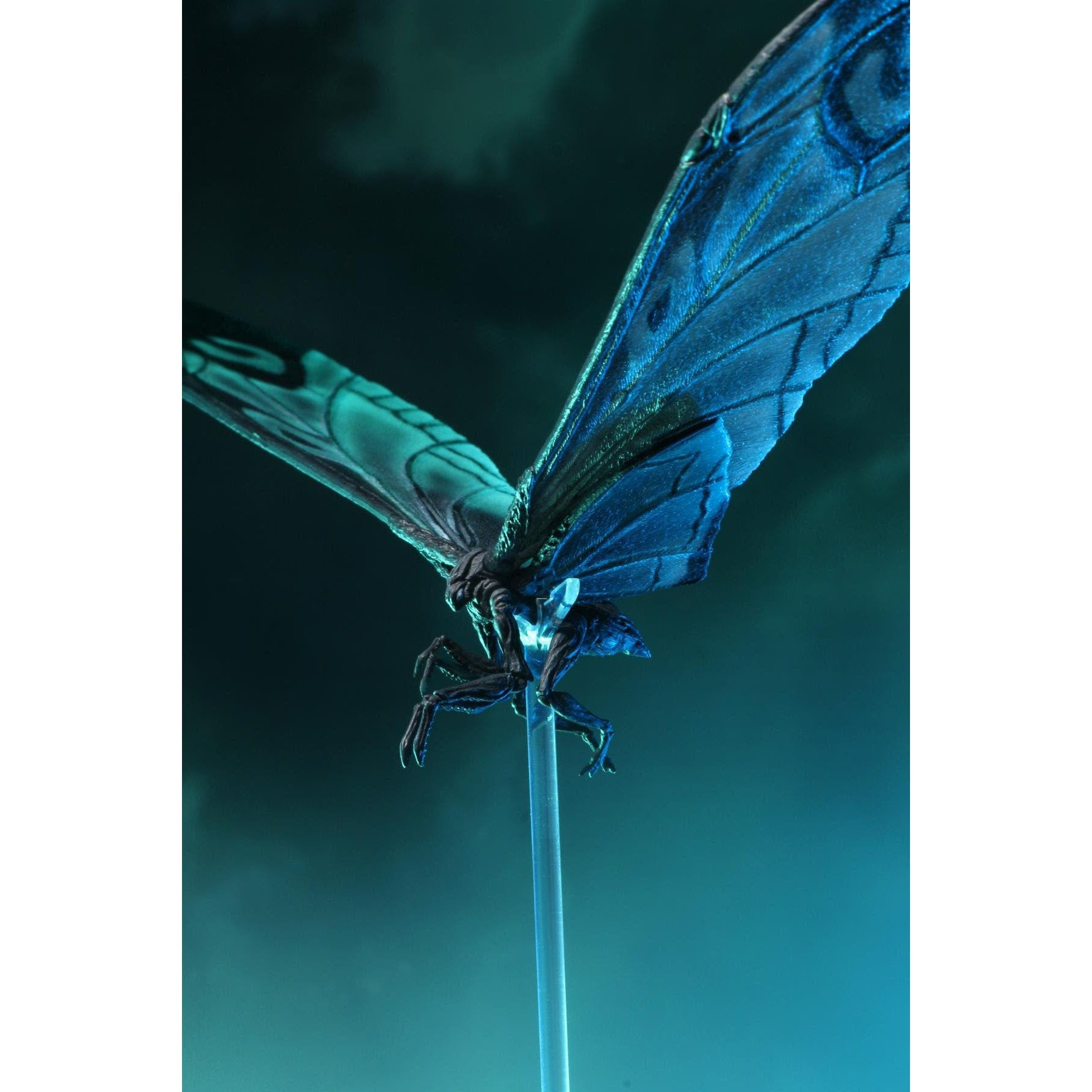 """Image of Godzilla - King of Monsters - 12"""" Wing-to-Wing Action Figure - Mothra """"Poster Version""""- MAY 2020"""
