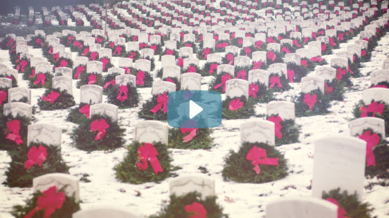 What Is Wreaths Across America? | 30 Second Spot