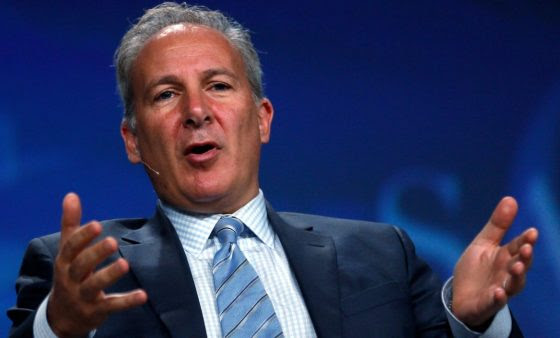 Peter Schiff: 'We Will Have Inflation And Recession At The Same Time'