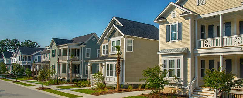 New custom homes in Mount Pleasant SC