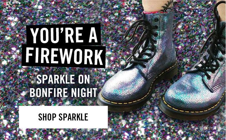 You're a firework - Sparkle on Bonfire Night - Shop Sparkle