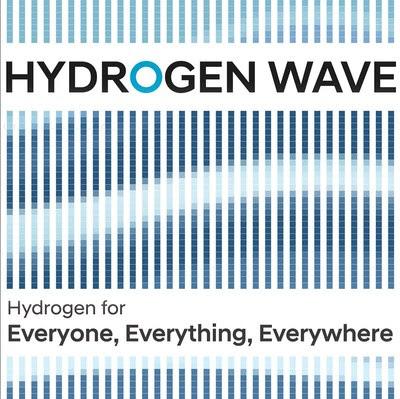 Hydrogen Wave Key Visual Image