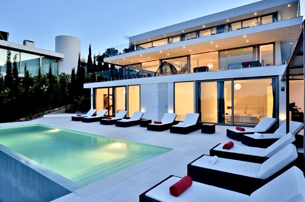 Luxury Villa Q In Ibiza Cap Martinet