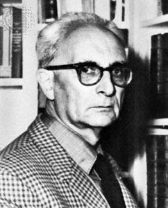 Claude Lévi-Strauss.