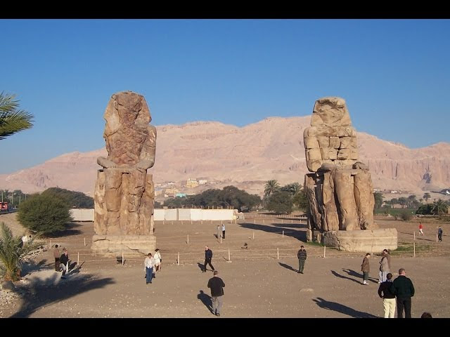 Largest Stone Sculptures Of Ancient Egypt: 12,000 Years Old?  Sddefault