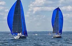 J/88s sailing Long Island Sound