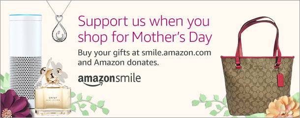 Support Charity While Shopping for Mother's Day