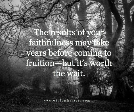 Results of Faithfulness