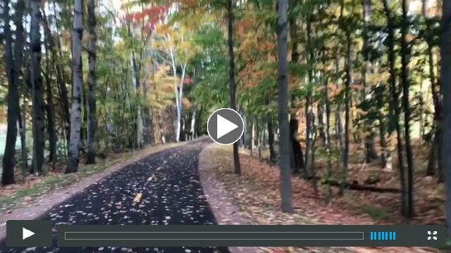 Burlington Greenway Phase 2a Section is Open and Amazing