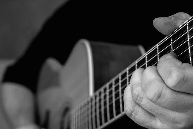 Learn The Guitar Fretboard in Manchester NH