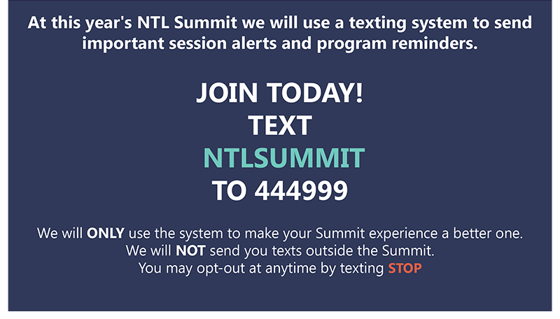 2017 Trial Lawyers Summit, February 5-8, 2017, Miami Beach, Florida, #NTLSummit2016