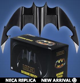 Batman (1989) Batarang Prop Replica