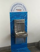 Drinking water fountain-2