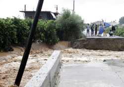 «Βιβλικές» καταστροφές στην Δυτ. Μακεδονία από την κακοκαιρία