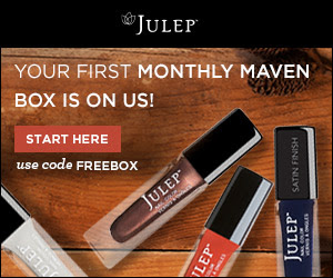 FREE Beauty Box from Julep Mav...