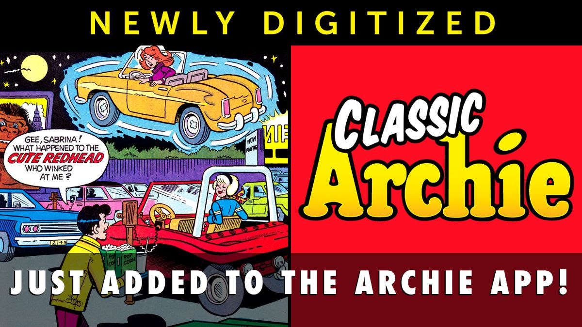 Newly Digitized Classic Archie!