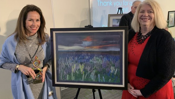 Second First Lady Received Arts For Success Leadership Award