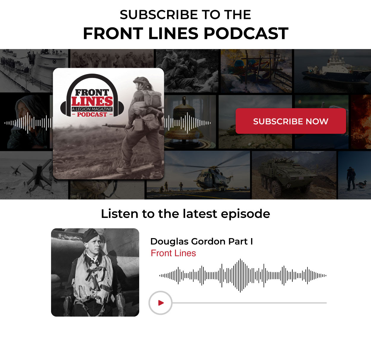 Front Lines Podcast