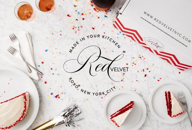 Red Velvet | Made in your kitchen | XOXO, New York City