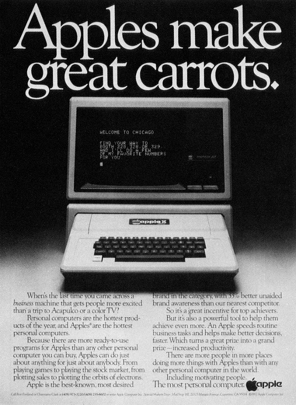 Weird ad for Atari 1