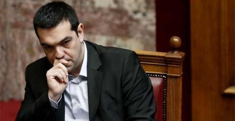 El primer ministro griego, Alexis Tsipras. / REUTERS