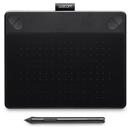 Intuos Art Pen and Touch Tablet, Small Black Refurbished by Wacom with a 1 Year Wacom Warr