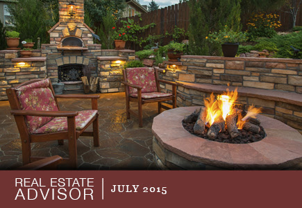Real Estate Advisor: July 2015