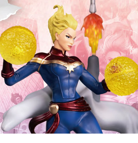 Marvel D-Stage Statues