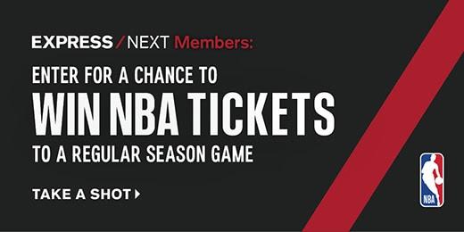 Win NBA tickets.