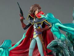 SPACE PIRATE CAPTAIN HARLOCK 1/6 SCALE STATUE