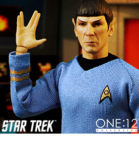 ONE:12 COLLECTIVE SPOCK