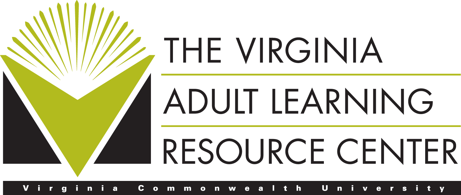 Virginia Adult Learning Resource Center at Virginia Commonwealth University logo