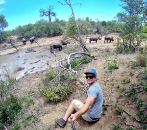 Joe Pietersen - Saving Rhinos - CATS Roundtable - Radio Show