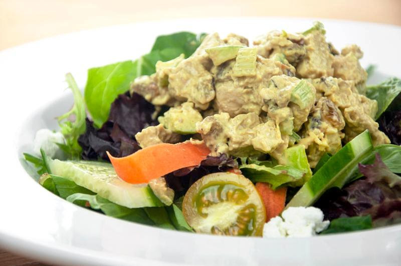 Curried Chicken Salad image