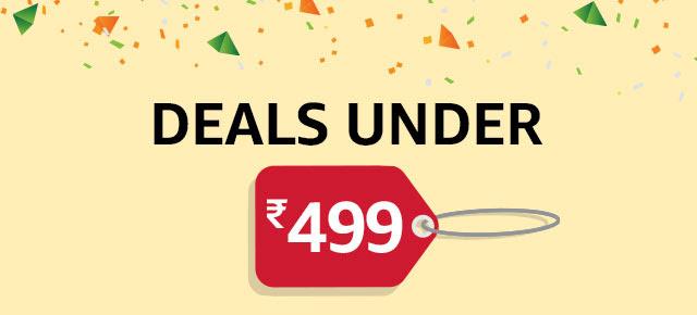 Deals under Rs.499