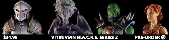 VITRUVIAN H.A.C.K.S. SERIES 2