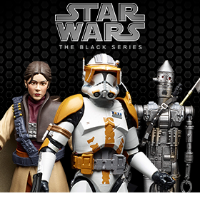 STAR WARS BLACK 6 INCH SERIES 02