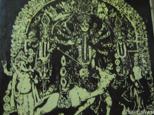 Durga 009 by TARUNYAM