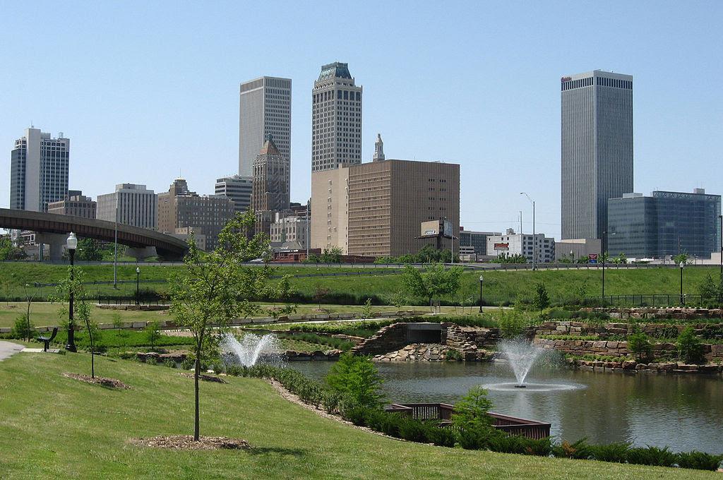 Tulsa – Veduta