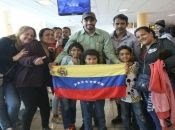 Más de 400 venezolanos se reunirán este sábado con sus familias, tras padecer malas experiencias en Ecuador y Perú. | (Foto referencial).