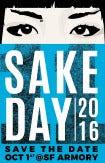 TSake Day 2016 Blue