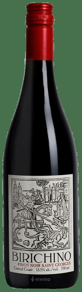 Birichino Saint Georges Pinot Noir U.V. | Wine Info