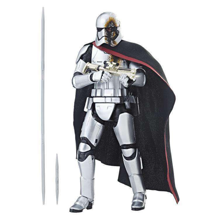Image of Star Wars: The Black Series Captain Phasma (The Last Jedi) Exclusive