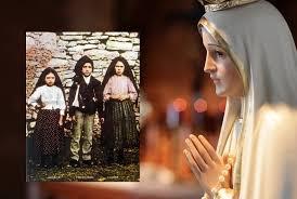 Matka Boża Fatimska wzywa nas do nawrócenia, pokuty i modlitwy