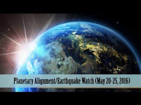 Planetary/Alignment Earthquake Watch (May 20-25, 2016)  Hqdefault