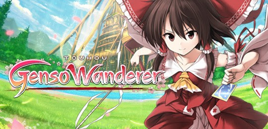Touhou Gensou Wanderer and Double Focus Now Releasing in March 2017