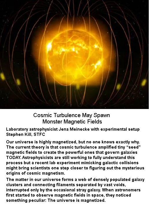 Cosmic Turbulence