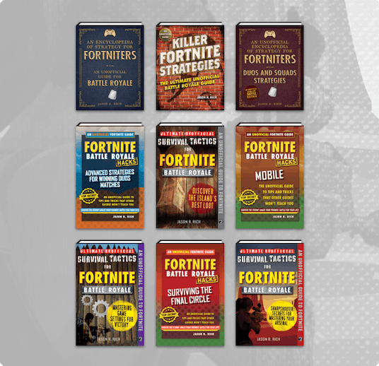 Humble Book Bundle: Fortnite by Skyhorse
